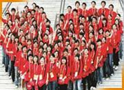 """北京物资学院信息学院""""一对一""""科技助残"""