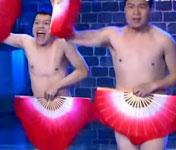 下期:裸男搞笑广场舞