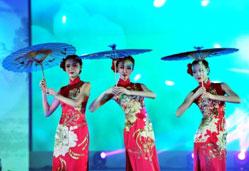 新丝路国际旅游大使扬州时尚晚会