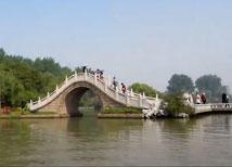 四月扬州瘦西湖二十四桥