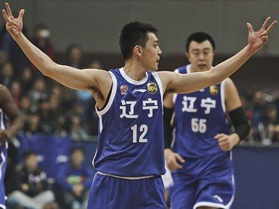 杨鸣单节16分辽宁逆转北京