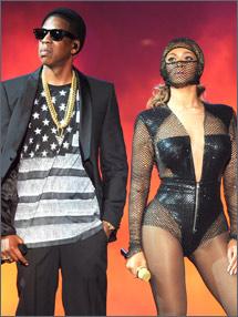 2015年第57届格莱美奖提名:最佳音乐电影 Beyoncé & Jay Z 《On The Run Tour》