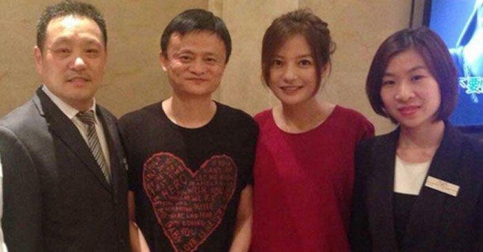 赵薇成阿里影业第二大股东 持股总额近25亿元