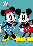 米奇老鼠大家庭