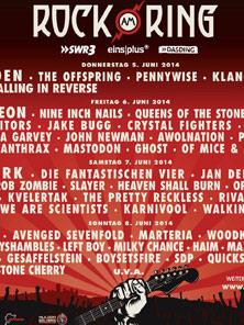 2014德国ROCK AM RING音乐节