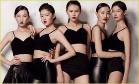 中国超级模特大赛总决赛上演终极淘汰赛
