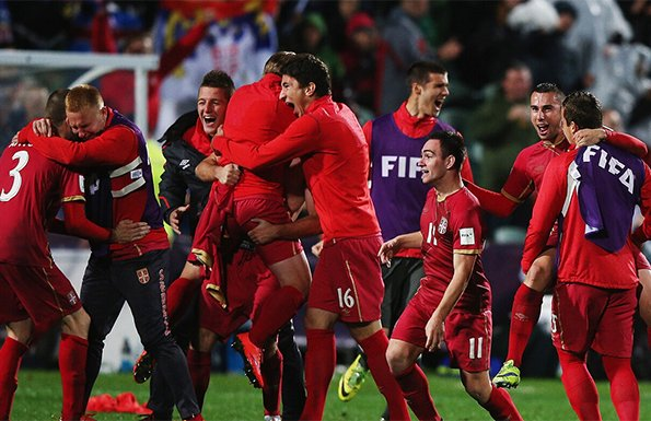 马克西莫维奇加时绝杀 塞尔维亚2-1巴西获冠军