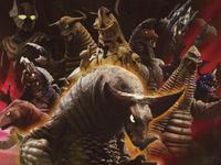 奥特银河 大怪兽之战 无尽的圣战 国语版