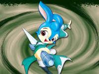 虹猫蓝兔水墨动画