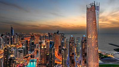 迪拜有钱就是任性 超级跑车当警车