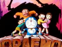 哆啦A梦1987剧场版 大雄与龙骑士 国语