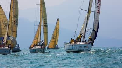 瑞克的完美人生 第七届太湖杯帆船赛