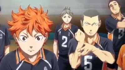 4月《排球少年》PV 第8弹