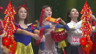 14强选手贺新年