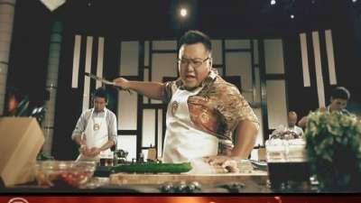 东方卫视《顶级厨师》15秒预告