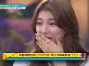 秀智韩惠珍同上访谈节目 两位女神美貌难分上下