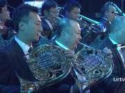 交响乐版《自由飞翔》 凤凰传奇跨界合作