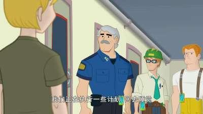 变形金刚 救援机器人 第二季06