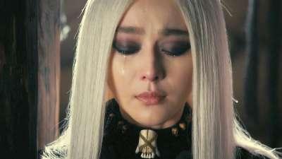 《白发魔女》张国荣原唱《红颜白发》MV
