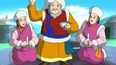 中华传统美德故事19