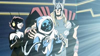 复仇者:世上最强英雄组合 17