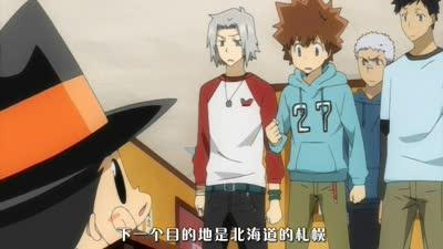 家庭教师reborn OVA