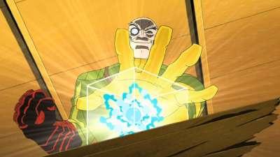 复仇者:世上最强英雄组合 21