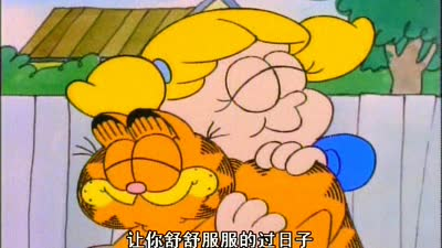 加菲猫 国语版13