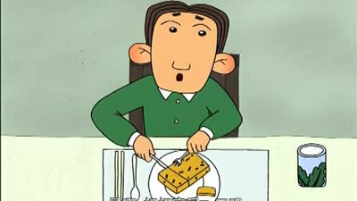 大耳朵图图第一部第18集 全家享用自助餐