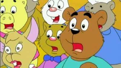 蓝皮鼠和大脸猫 12