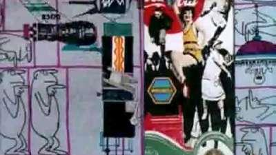 1977 第49届奥斯卡最佳动画短片 闲暇 Leisure
