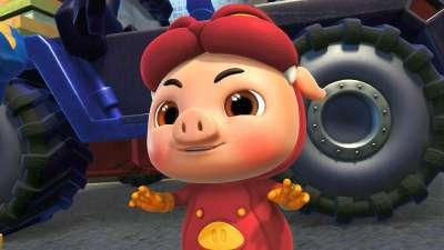 猪猪侠9 百变联盟20