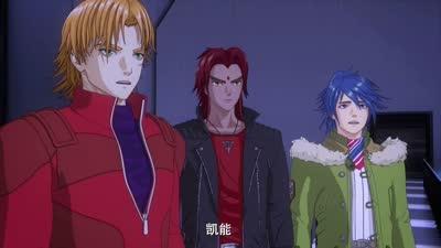 超限猎兵凯能OVA-1