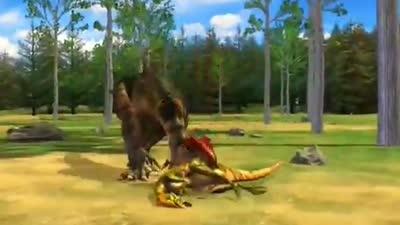 《恐龙世界》第29集