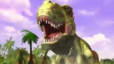 《恐龙世界》第19集