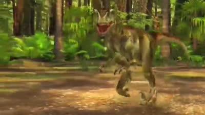 《恐龙世界》第28集