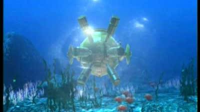 蓝猫淘气3000问-海洋世界33