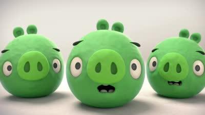 愤怒的小鸟猪猪传 第二季13