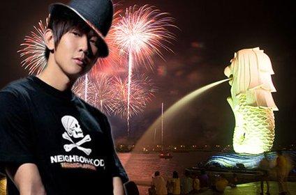 【国外】林俊杰分享新加坡春节习俗