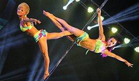 2014世界钢管舞锦标赛中国区选拔赛