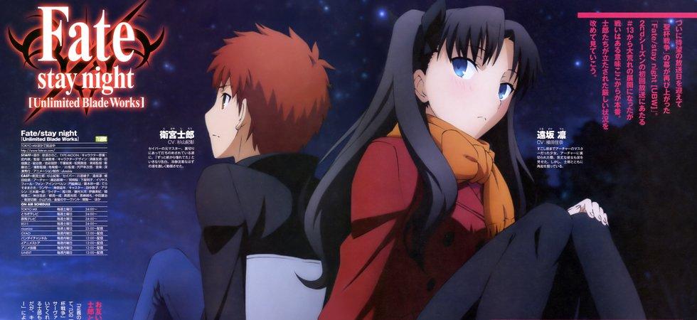 Fate/stay night UBW 第25话 大结局