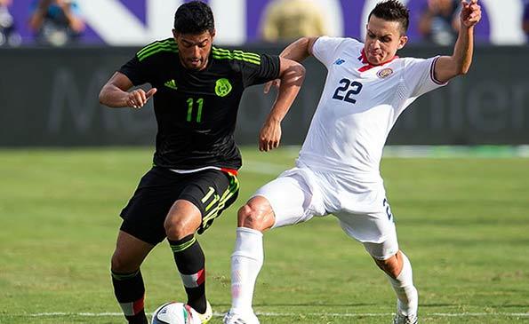瓜尔达多争议点球绝杀 墨西哥1-0艰难晋级4强