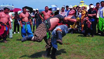 【盛会】蒙古族传统节日-那达慕大会