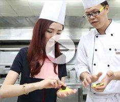 乐享美食中秋特别节目拍摄花絮