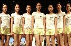 2015龙腾精英模特大赛预选赛