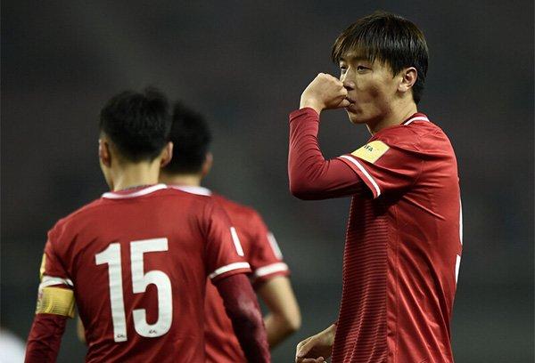 【集锦】国足12-0狂胜不丹