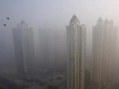 快板朗诵,天津人又玩坏了雾霾