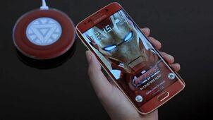 三星钢铁侠版Galaxy S6 edge Iron Man 开箱