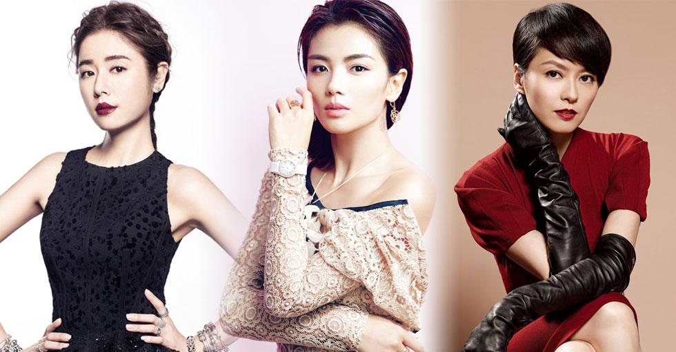 林心如时隔16年再登春晚 与梁咏琪、刘涛同台