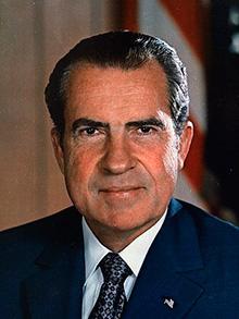 尼克松访苏秘闻